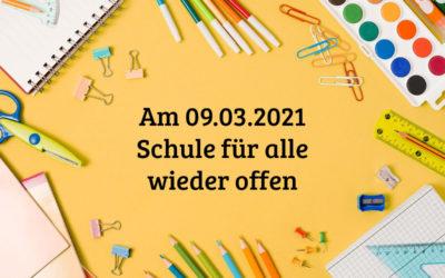 schule wieder offen 1 400x250 - News